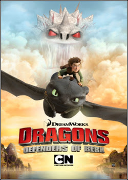 Dragons: Defenders of Berk 2ª Temporada S02E14 WEB-DL