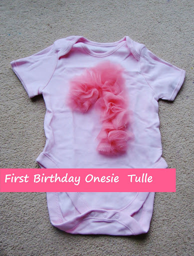 picture%25201 Guest Post First Birthday Onesie Tulle {Shine On}