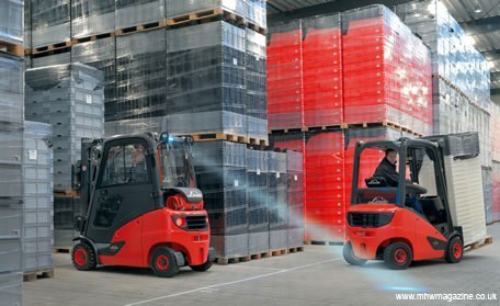 Xe nâng Linde 1.5 - 3.5 tấn