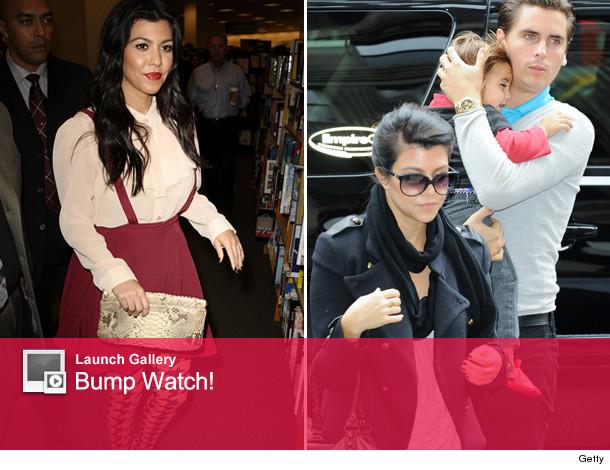 Kourtney Kardashian Pregnant Confirmed