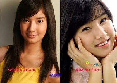 winda khair dengan kim so eun