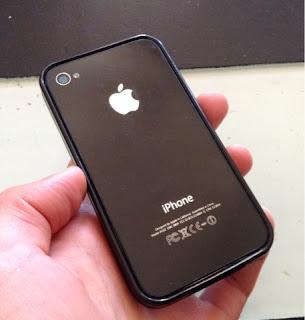 Iphone 4 vista trasera