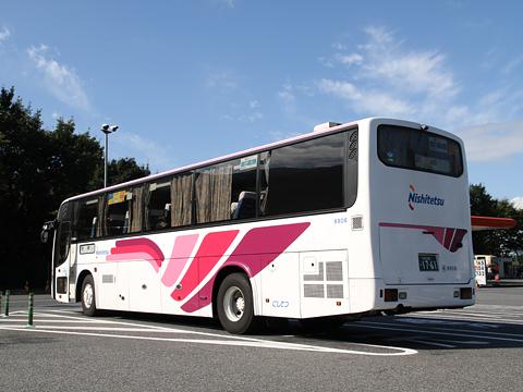 西日本鉄道「フェニックス号」 9906 リア