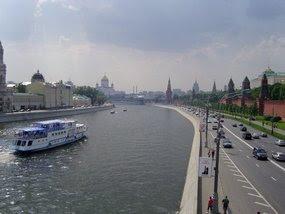 Московская река