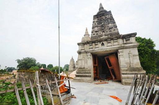Đã bắt được một nghi can đánh bom Bồ Đề Đạo Tràng – Ấn Độ