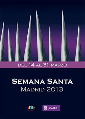 Programa Semana Santa Madrid 2013