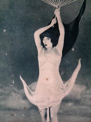 vintage fun ballerina