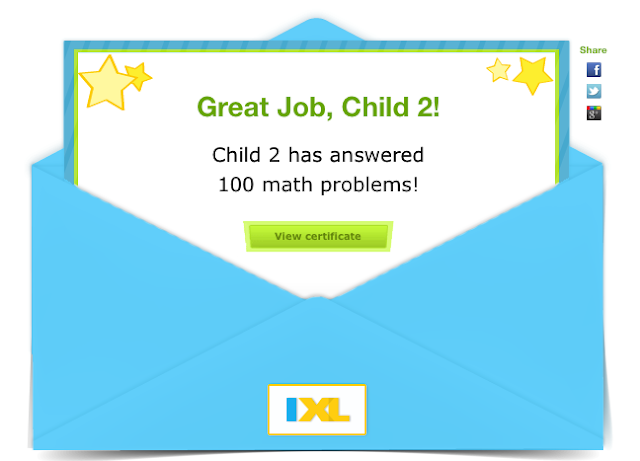 IXL Math and Language Arts Practice {Review} - Delightful Learning