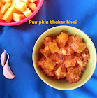 Nagpuri Bhakar bhaji- Pumpkin with nuts & seeds