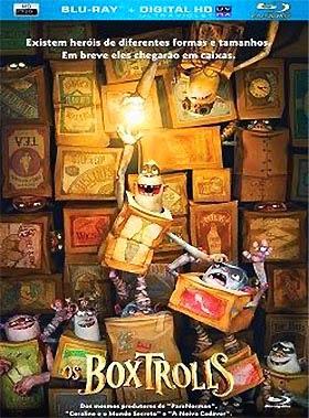 Filme Poster Os Boxtrolls BRRip XviD Dual Audio & RMVB Dublado