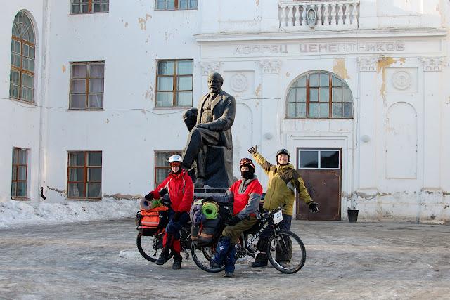 Памятник Ленину в Катав-Ивановске