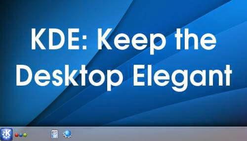 Se propone cambiar el calendario de lanzamientos de KDE de 6 a 3 meses