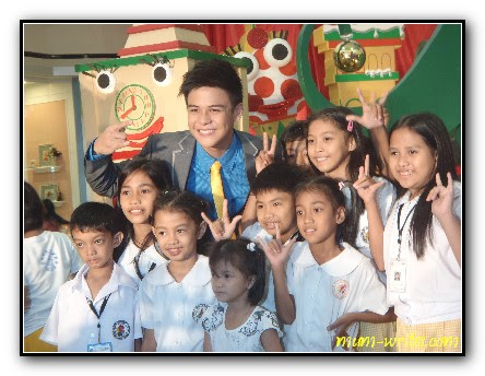 SM ChriSMs, Khalil Ramos, event, christmas