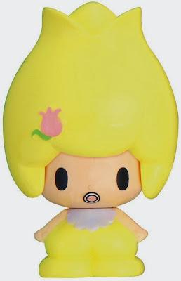 Đồ chơi Koeda-chan KFG-04 Búp bê Kaoga thay đổi nét mặt với hình dáng đáng yêu