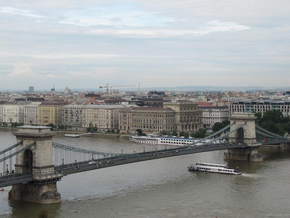 Bridge between Buda and Pest