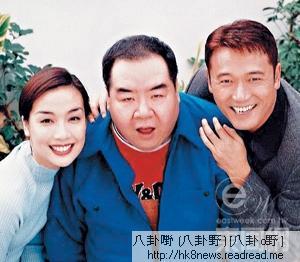 九七年被邀加入亞視當《肥貓正傳》的女主角,更因此成了鄭則士好朋友。