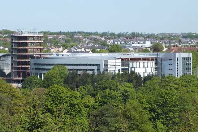 RGU - Garthdee, Aberdeen,  New Build