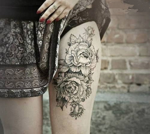 tattoos on legs