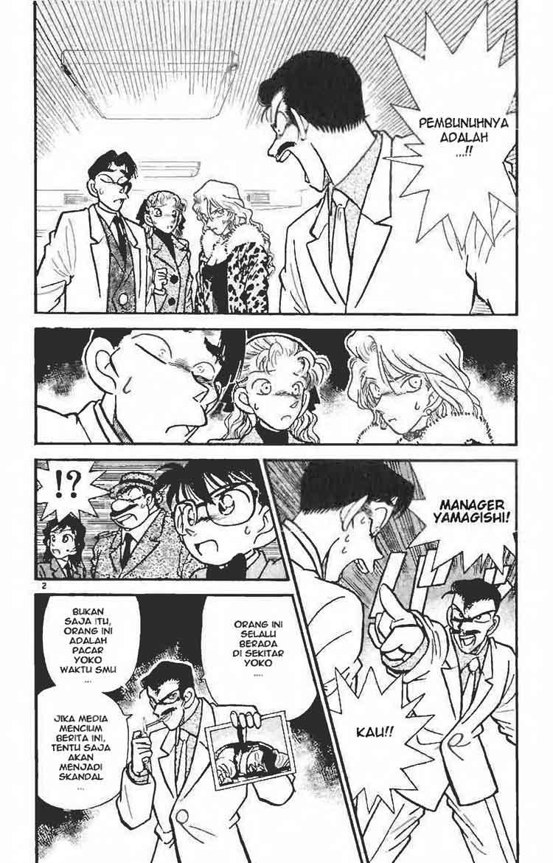 02 0001 7 Detective Conan   009 Kesalahpahaman yang buruk