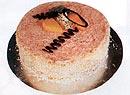 Bánh gatô dừa