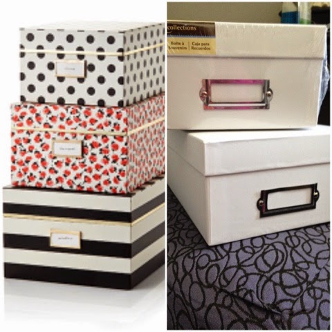 Inspiration photo purchase plain boxes from michaels 2 4ish
