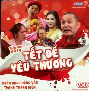 Tết Để Yêu Thương - Hàm Răng Của Ai - Hài Tết 2014 poster
