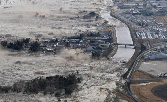 tsunami japon 10 fotos sorprendentes del terremoto de Japón