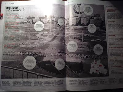 25. výročí pádu Berlínské zdi na hodině německého jazyka - 20. 11. 2014 #zsplananadluznici