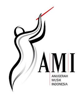 Logo Anugerah Musik Indonesia [image by @AMIawards]