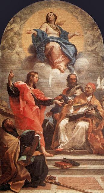 Carlo Maratta - The Immaculate Conception