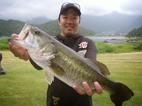 5位 坂田泰信プロ 1本 1,500g