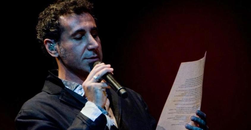 Serj Tankian irá escrever trilha sonora de filme sobre o Genocídio Armênio