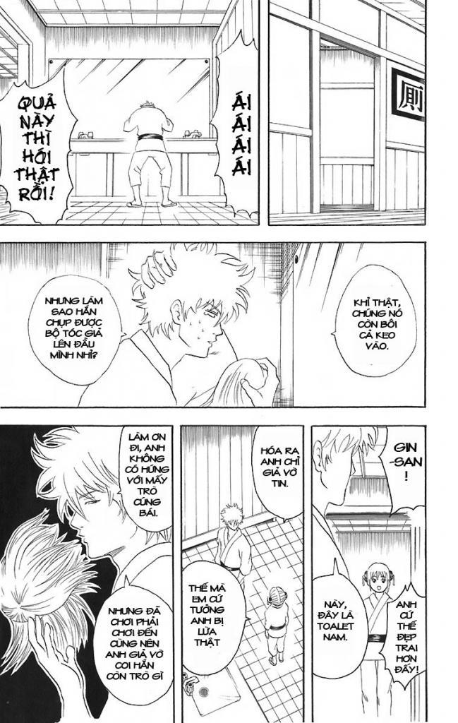 Gintama Chap 49 page 9 - Truyentranhaz.net