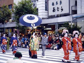 Tokyo Jidai Matsuri 東京時代祭り