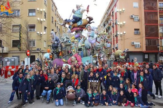 Mejor Falla 2015 Levante-EMV