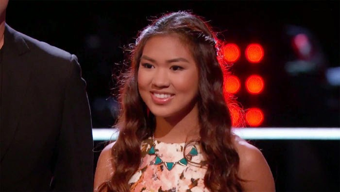 katriz trinidad defeated blessing offor on battle round of the voice usa