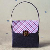 purse gift box photo