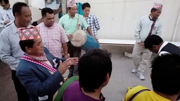 कतारमा बलिहाङ्ग तङ्गनाम ५०७४ हर्षोल्लासका साथ मनाइयो