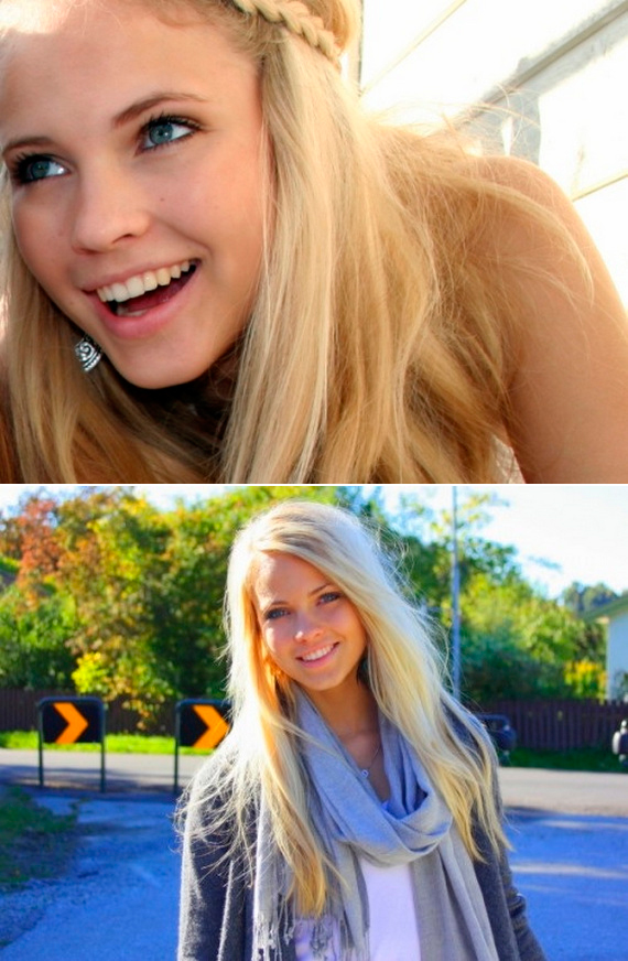 The Most Beautiful Norway Blogger 11
