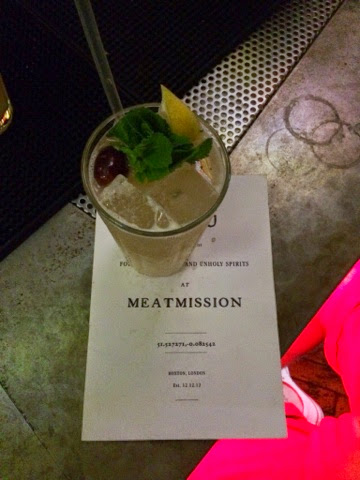 Meat Mission Hoxton Review 4