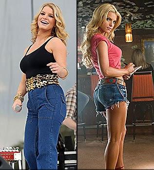 Jessica Simpson Weight Gain Lemon Tree Forest