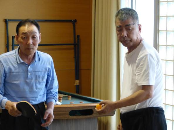 飯田さんと信治さん
