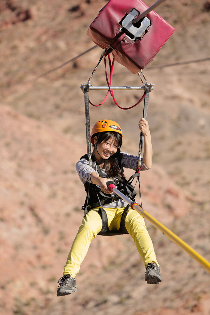 Zip Line Vegas at Bootleg Canyon // Las Vegas To Do List.