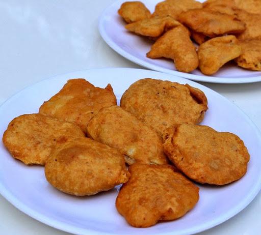 vegetable bhajiya recipe