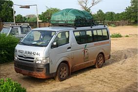 Preparados para el último día en Senegal
