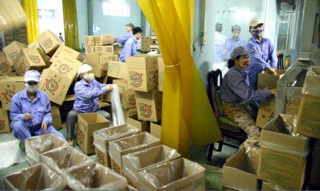 Đơn hàng đóng hộp cần 18 nữ làm việc tại Saitama Nhật Bản tháng 12/2017