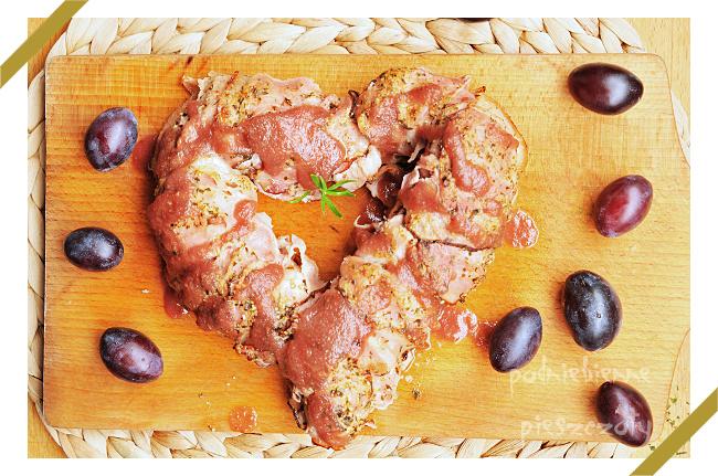 PapirusLove - czyli pierś z kurczaka owijana boczkiem