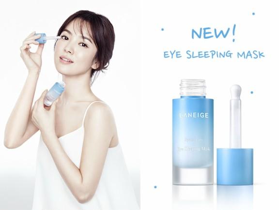 Mặt nạ dưỡng ẩm mắt Laneige Eye Sleeping Mask