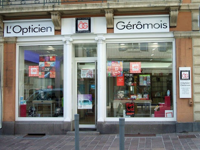 L'Opticien Gérômois Gérardmer