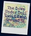down under doll quilt swap